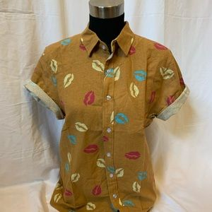 Other - Button up t shirt